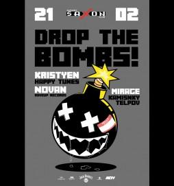 "21.02.2020 пт  ""Drop The Bombs!"""